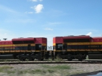 KCS 4033 and 4127